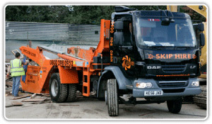 How to Avail Services of Skip Hire Company in Cricklewood