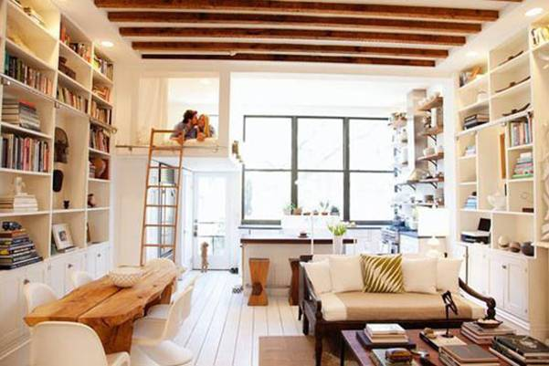 Space Saving Ideas For Tiny Places